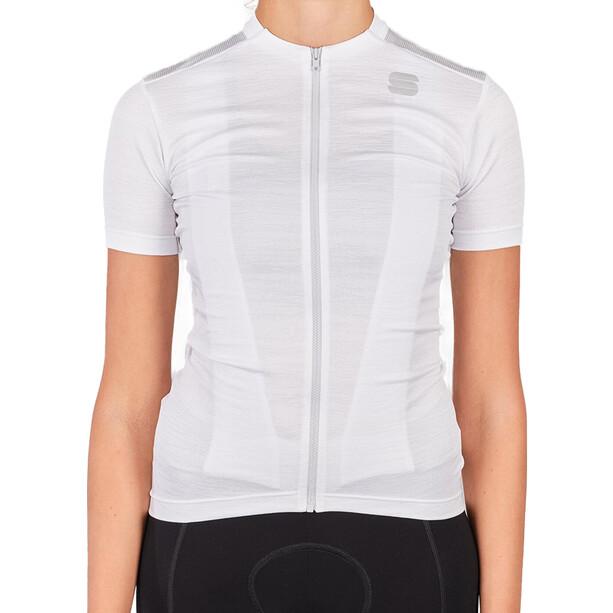 Sportful Supergiara Jersey Women, blanc