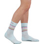 Sportful Vélodrome Socken Damen blau/bunt
