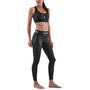 Skins Series-1 Lange Tights Damen black