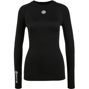 Skins Series-1 Langarm Oberteil Damen schwarz schwarz