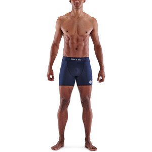 Skins Series-1 Shorts Herren navy blue navy blue