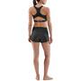 Skins Series-3 Active Bra Women, noir/bleu