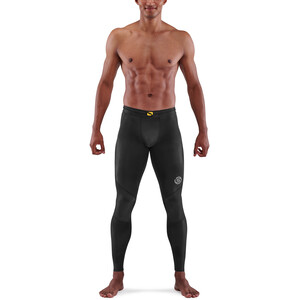 Skins Series-3 Lange Tights Herren black black