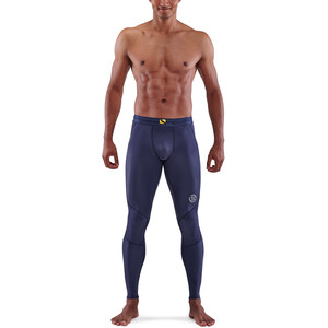 Skins Series-3 Lange Tights Herren navy blue navy blue