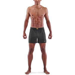 Skins Series-3 Kjør shorts Herre svart svart