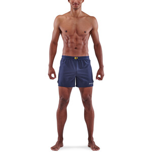 Skins Series-3 Run Shorts Men, navy blue navy blue