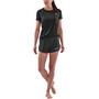 Skins Series-3 Laufshorts Damen black