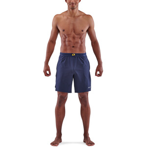Skins Series-3 X-Fit Shorts Herren navy blue navy blue