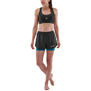 Skins Series-3 X-Fit Shorts Damen black black
