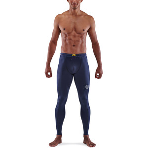 Skins Series-3 T&R Lange Tights Herren navy blue navy blue