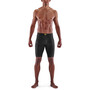 Skins Series-5 Half Tights Herren black