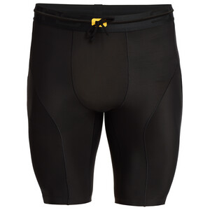 Skins Series-5 Half Tights Herren black black