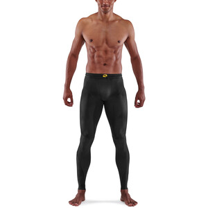 Skins Series-5 Lange Tights Herren black black