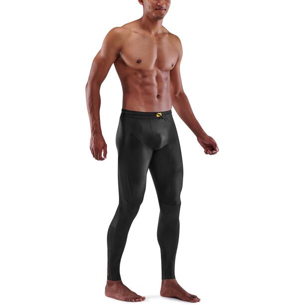 Skins Series-5 Long Tights Men, black