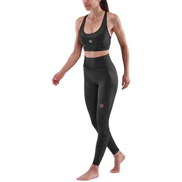 Skins Series-5 Skyscarper Tights Damen black