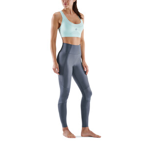 Skins Series-5 Skyscarper Tights Damen charcoal charcoal