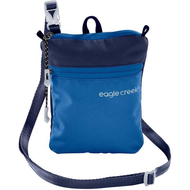 Eagle Creek Stash Brustbeutel aizome blue