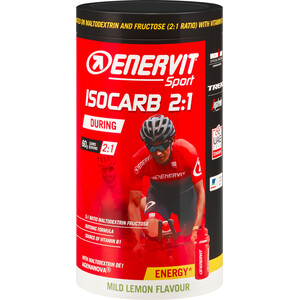 Enervit Isocarb 2:1 Dose 675g Zitrone
