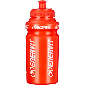 Enervit Fahrradflasche 0,5l rot rot
