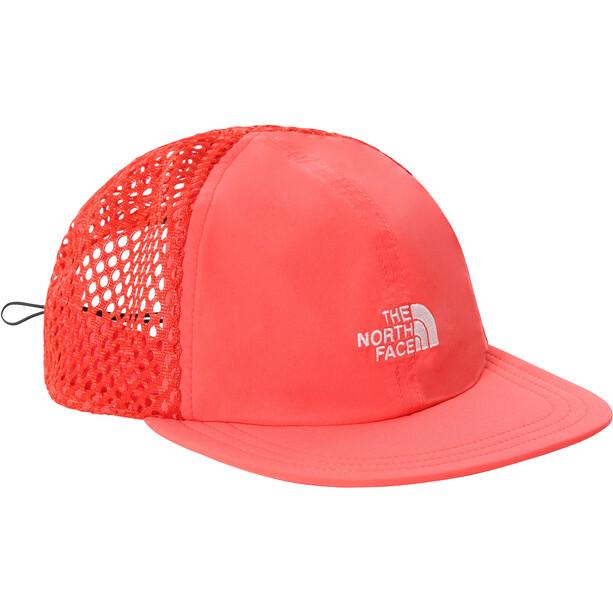The North Face Runner Mesh Cap horizon red