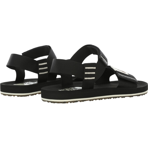 The North Face Skeena Sandals Women TNF black/vintage white