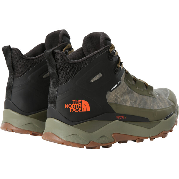 The North Face Vectiv Exploris FutureLight Mid Shoes Men oliv
