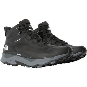 The North Face Vectiv Exploris FutureLight Mid Shoes Men svart/grå svart/grå