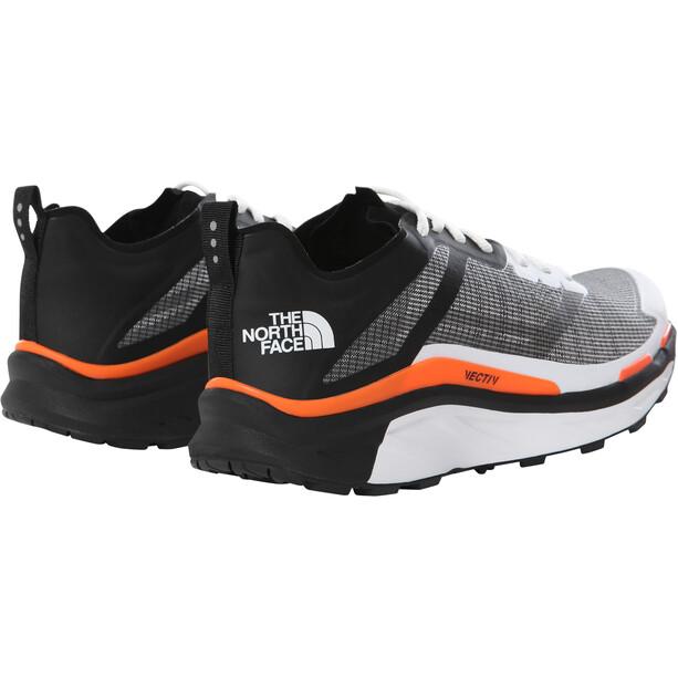 The North Face Vectiv Infinite Shoes Men TNF white/TNF black
