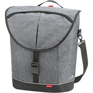 KlickFix Cita 2 Gepäckträgertasche grau grau
