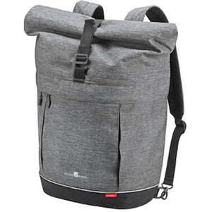 KlickFix Freepack Switch Gepäckträgertasche grau grau
