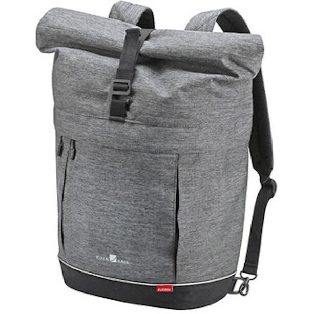 KlickFix Freepack Switch Gepäckträgertasche grau