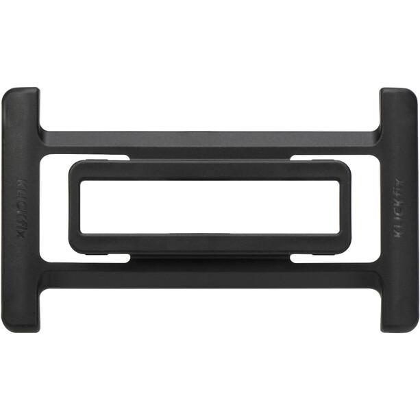 KlickFix GTA II Kupplungsset schwarz