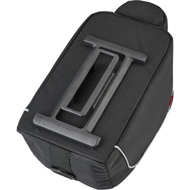 KlickFix Rackpack Light Gepäckträgertasche für GTA schwarz