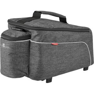 KlickFix Rackpack Light Gepäckträgertasche für Racktime grau grau