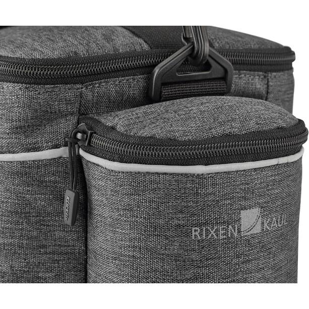 KlickFix Rackpack Light Gepäckträgertasche UniKlip schwarz