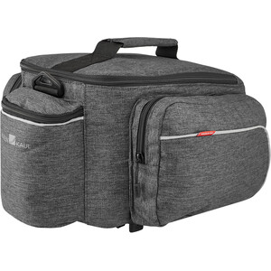 KlickFix Rackpack Sport Luggage Carrier Bag for Racktime, gris gris