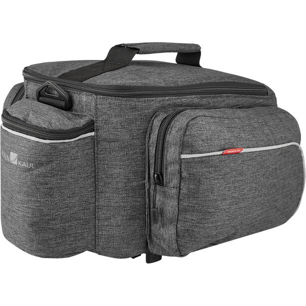 KlickFix Rackpack Sport Luggage Carrier Bag for Racktime, gris