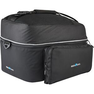 KlickFix Rackpack Touring Bagagebærertaske til GTA, sort sort
