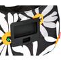 KlickFix Stylebag Tasche schwarz/weiß