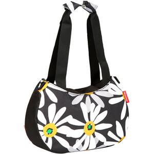 KlickFix Stylebag Bolsa, negro/blanco negro/blanco