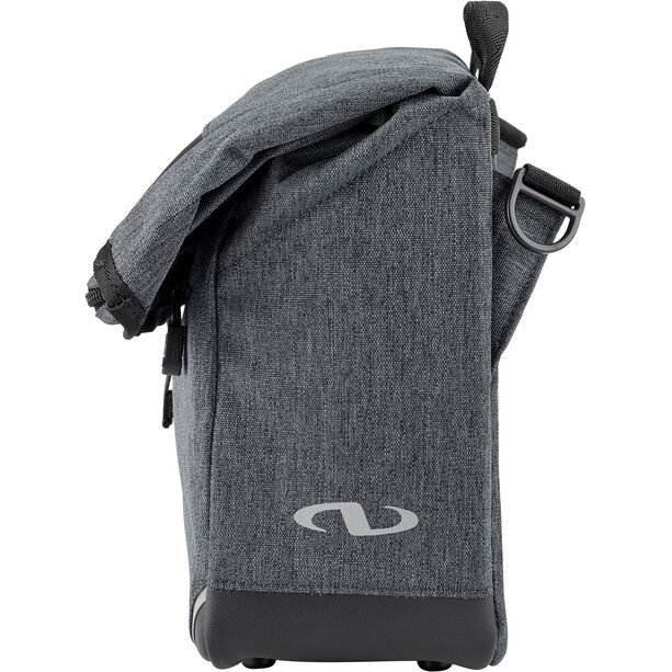 Norco Barnsbury Handlebar Bag, tweed grey