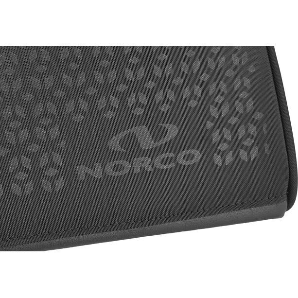 Norco Dunfort Gepäckträgertasche TopKlip schwarz