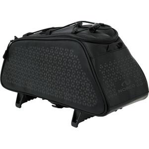 Norco Dunfort Trunk Bag TopKlip, black black