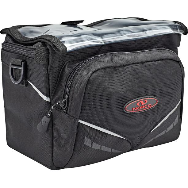 Norco Idaho Handlebar Bag, black
