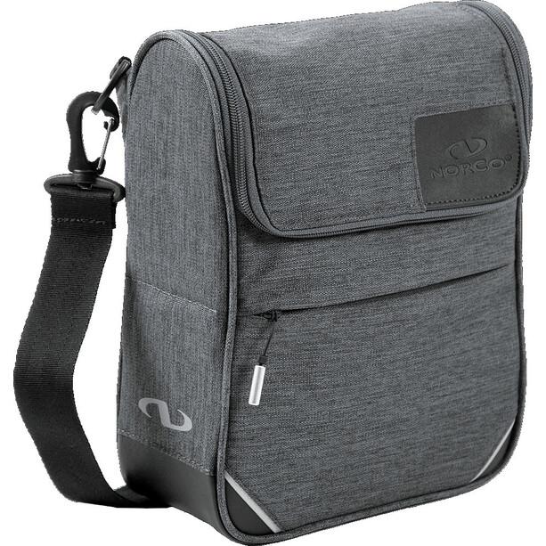Norco Kinburn Handlebar Bag, tweed grey