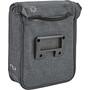Norco Kinburn Iso Handlebar Bag, tweed grey
