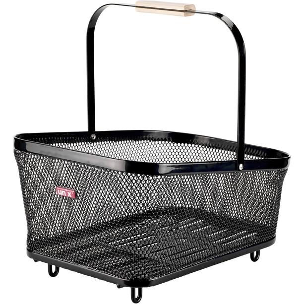 Unix Benito Rear Wheel Basket Universal, noir