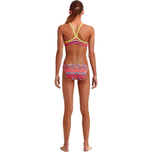 Funkita Racerback Bikini Mädchen tribe vibe