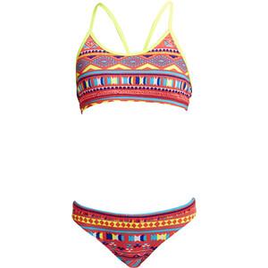 Funkita Racerback Bikini Mädchen tribe vibe tribe vibe