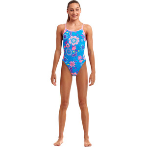 Funkita Single Strap Badeanzug Mädchen lacy in the sky lacy in the sky